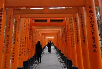 Fushimii Inari Schrein